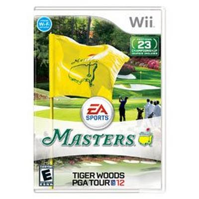 Tiger Woods PGA 12: The Masters