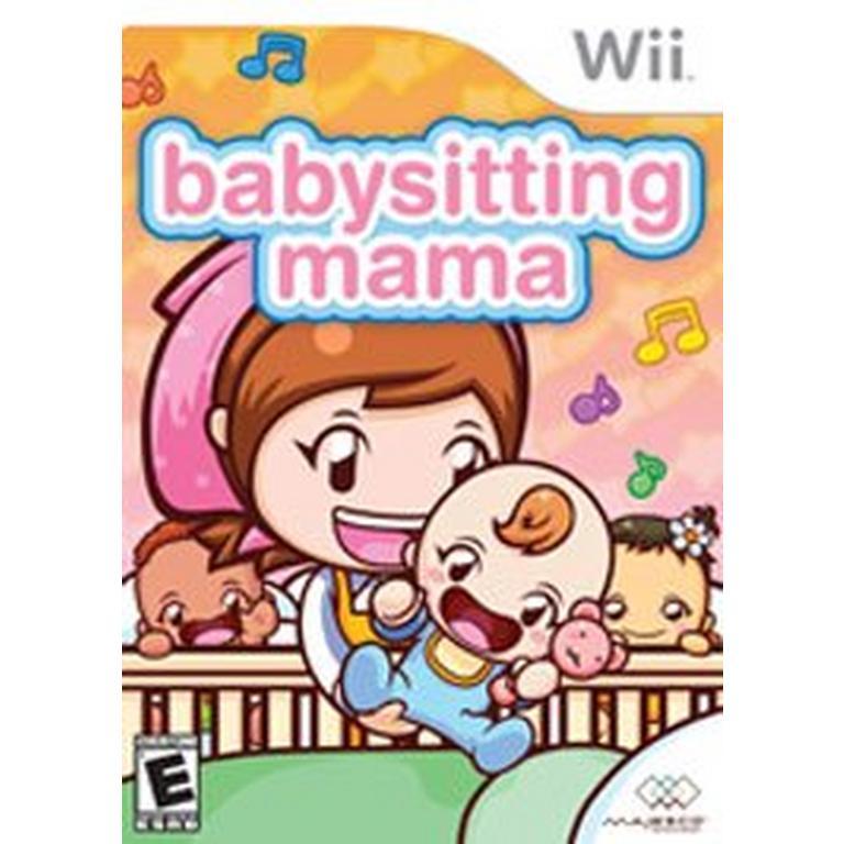 Babysitting Mama (Game Only)