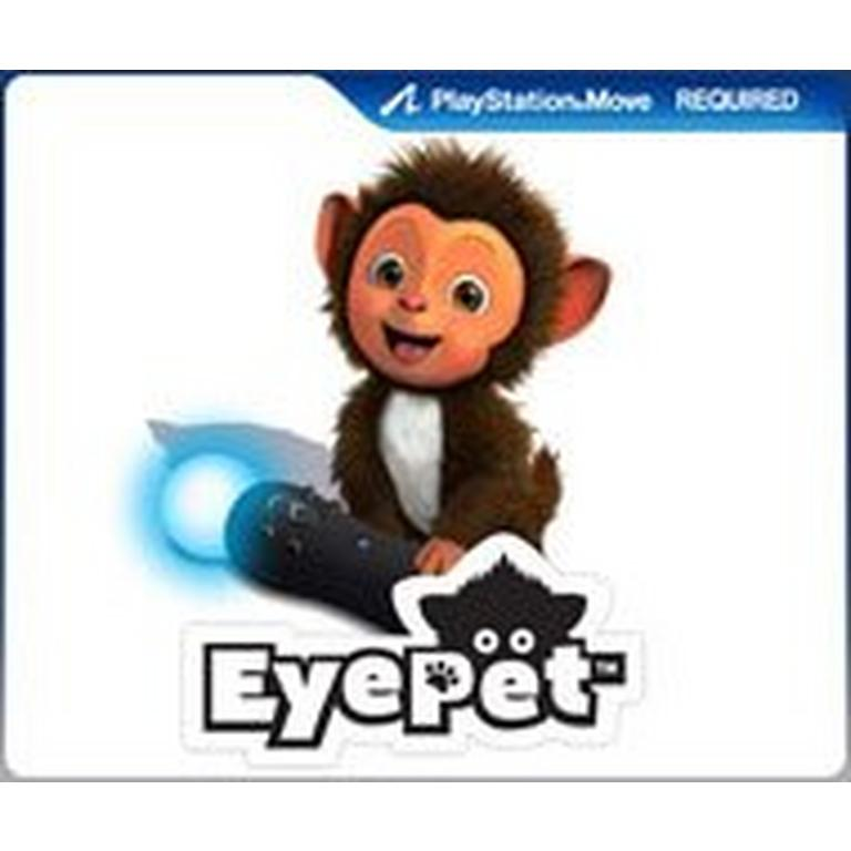 EyePet Sports Pack