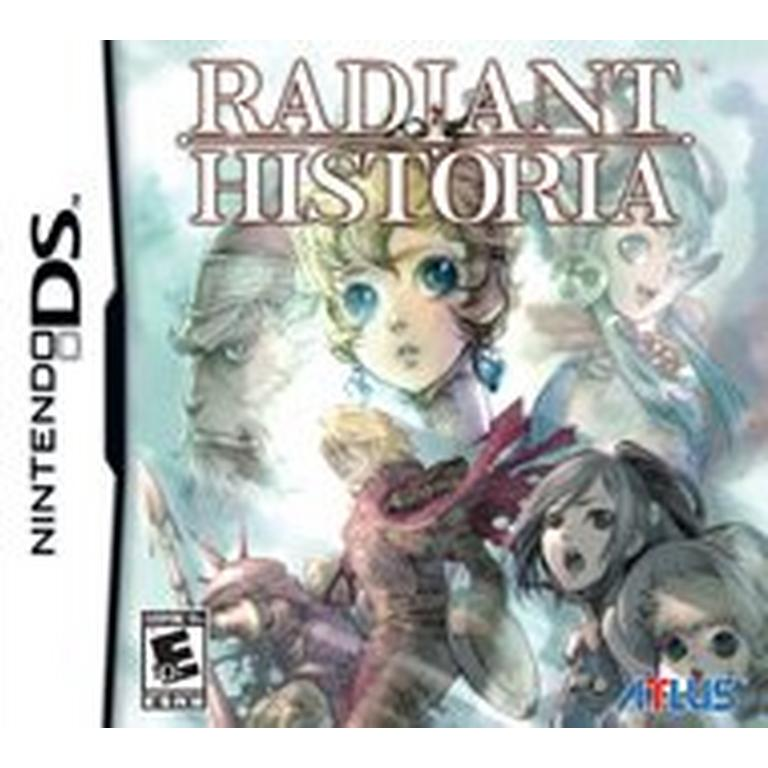 Radiant Historia - Game Only
