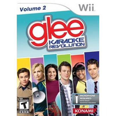 Karaoke Revolution Glee: Volume 2