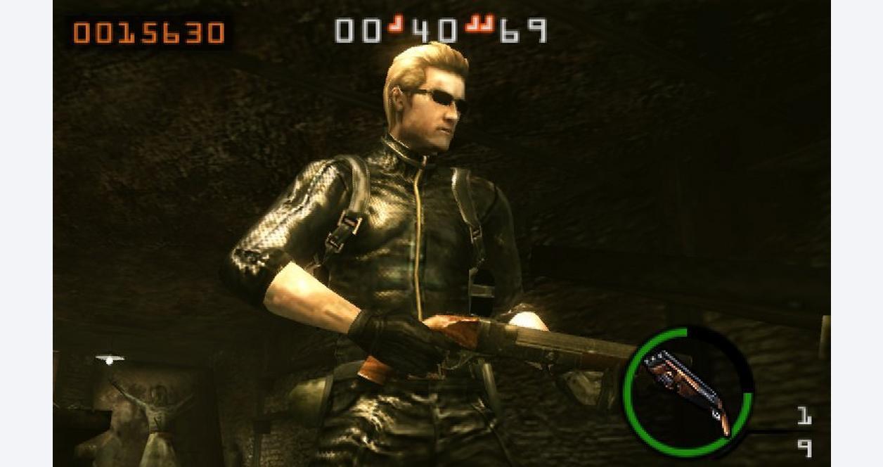 Resident Evil: The Mercenaries - 3DS