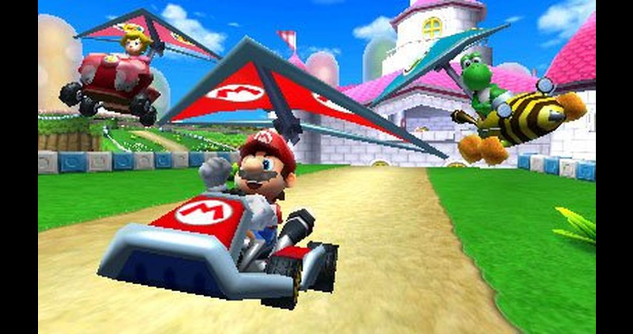 Mario Kart 7 Nintendo 3ds Gamestop
