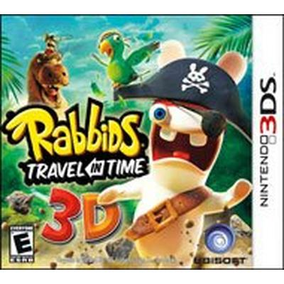 Rabbids Travel in Time - 3DS
