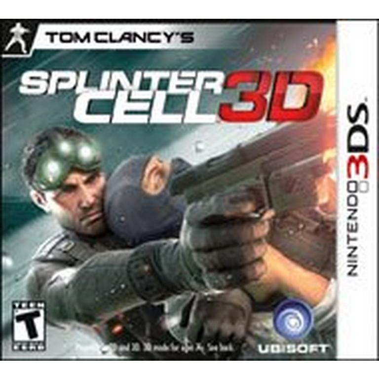 Tom Clancy's Splinter Cell - 3DS