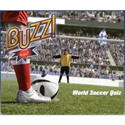 Buzz Quiz World PSP World Soccer Quiz