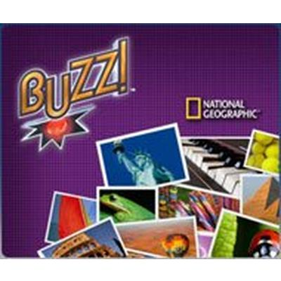 BUZZ! Quiz World PSP National Geographic: Kids Quiz