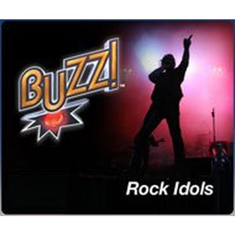 BUZZ!: Rock Idols Pack