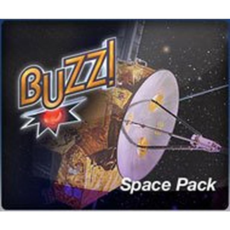 BUZZ!: Space Pack