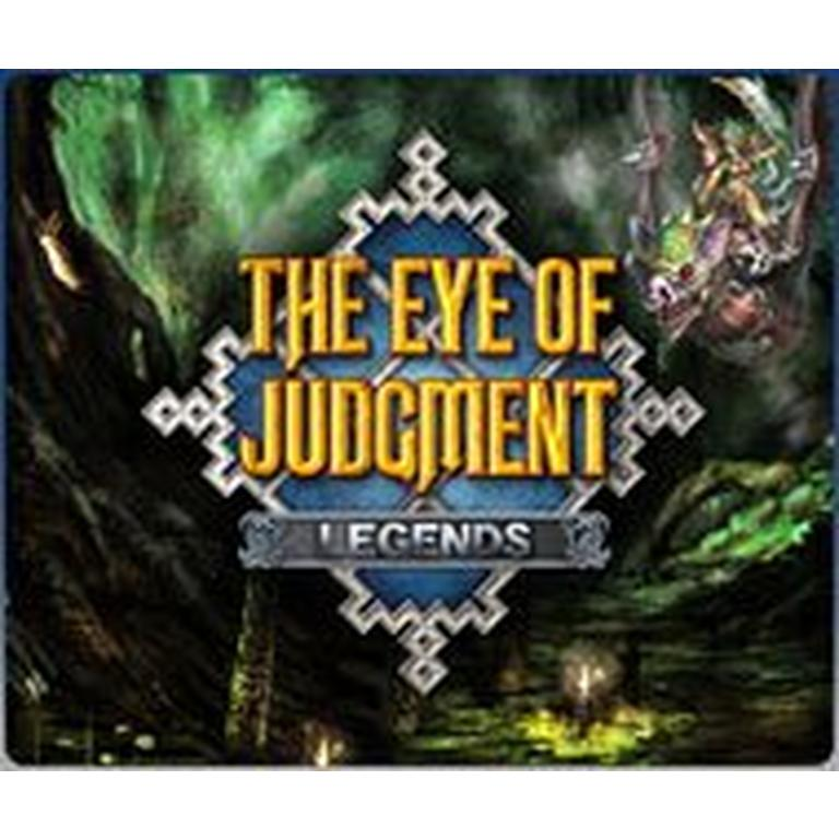 The Eye of Judgment Legends Card Expansion Pack Volume 3