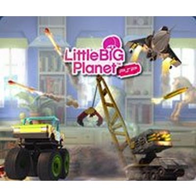 LittleBigPlanet PSP Turbo! Level Kit