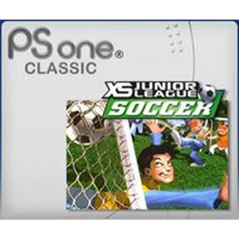 XS Junior League Soccer - PSOne Classic