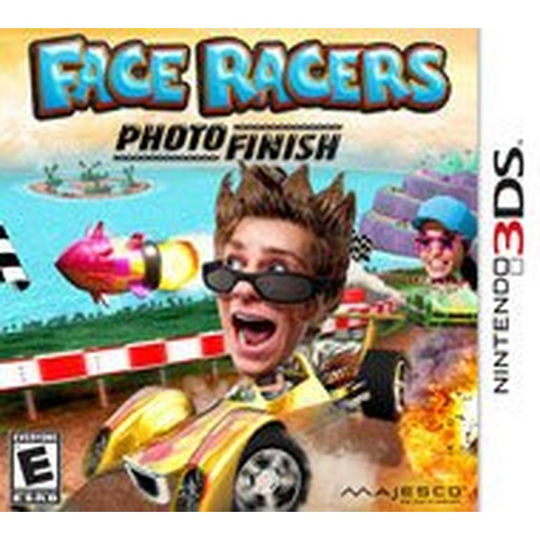 Face Racers: Photo Finish - 3DS