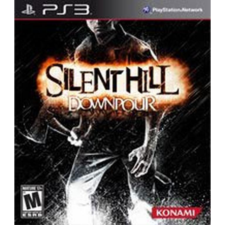 Silent Hill Downpour Playstation 3 Gamestop