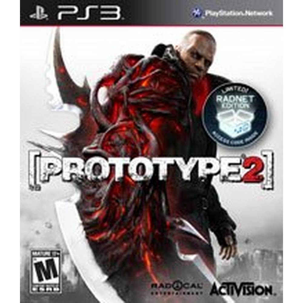 PROTOTYPE 2   PlayStation 3   GameStop