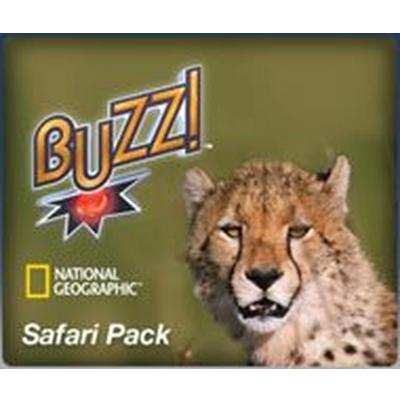 BUZZ! National Geographic: Safari Pack
