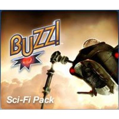 BUZZ! Quiz World PSP Sci-Fi Movies Pack