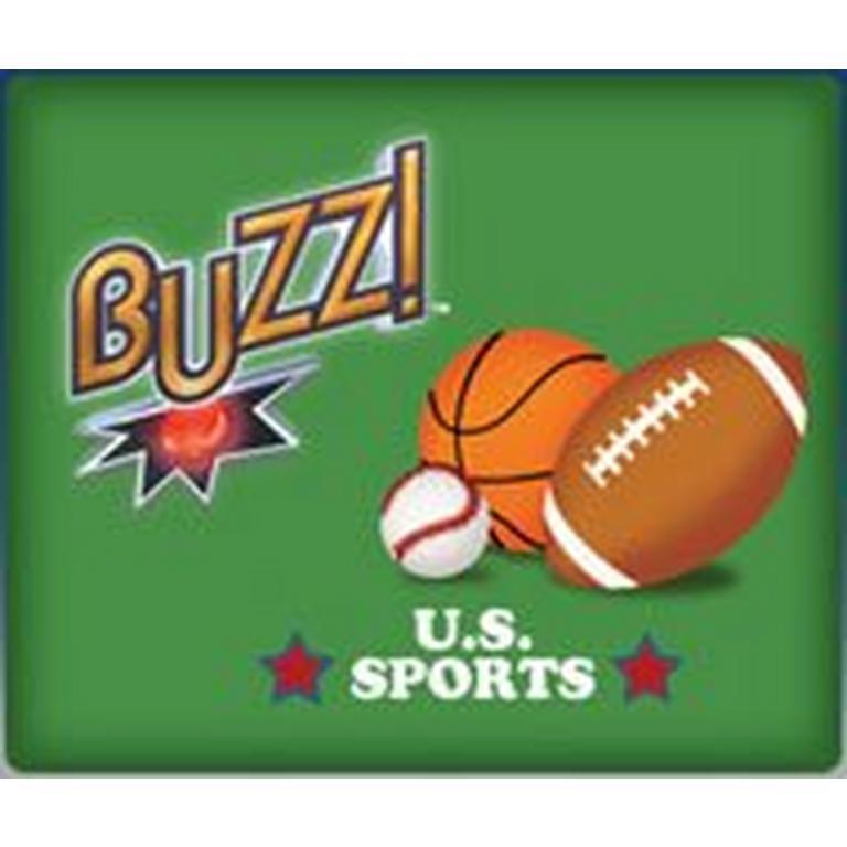 BUZZ! U.S. Sports Pack