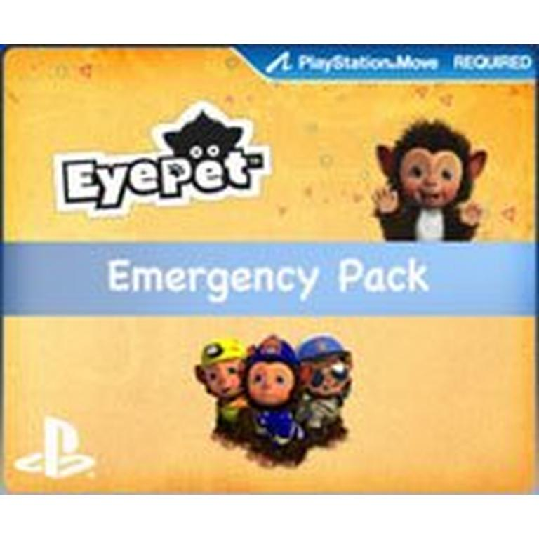 EyePet - Emergency Pack