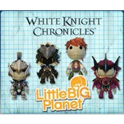 LittleBigPlanet White Knight Chronicles Costume Pack