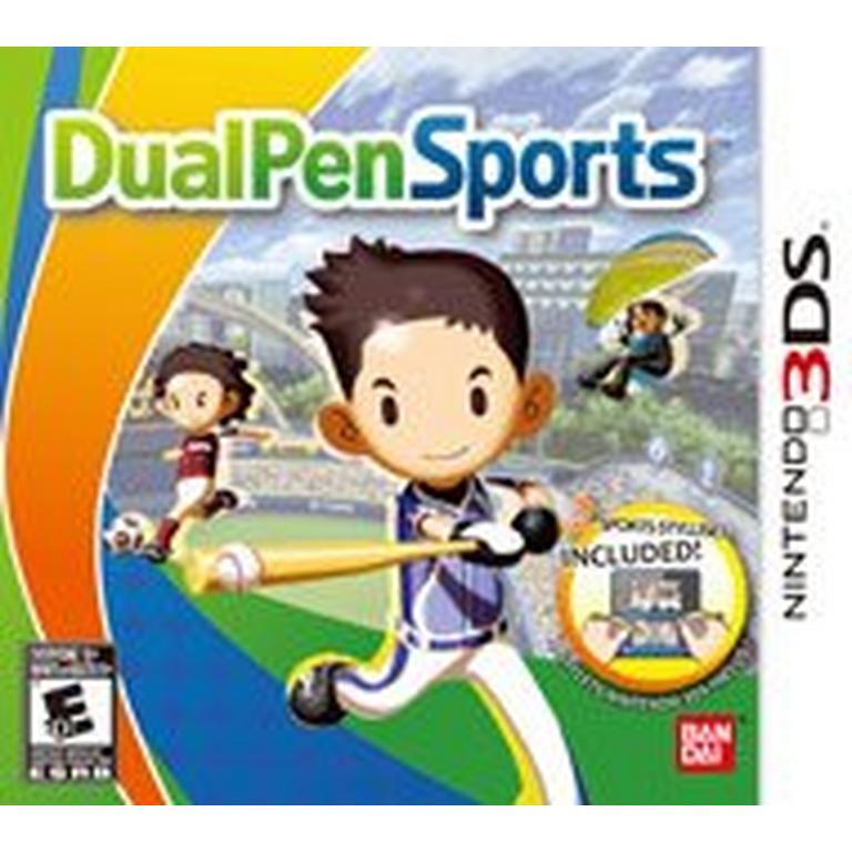 Dual Pen Sports - 3DS