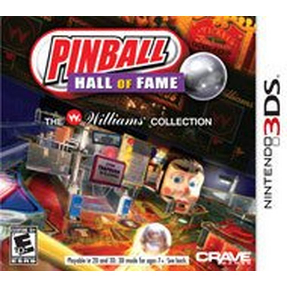 Pinball Hall Of Fame Williams Collection - 3DS | Nintendo 3DS | GameStop