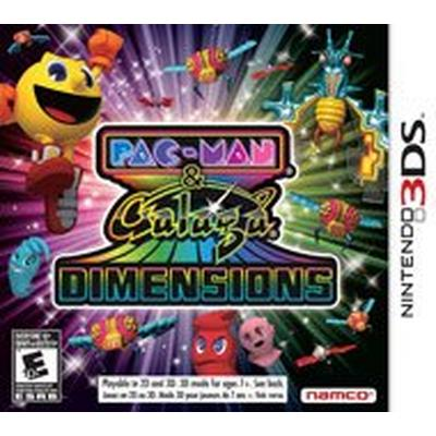 Pac-Man & Galaga Dimensions - 3DS