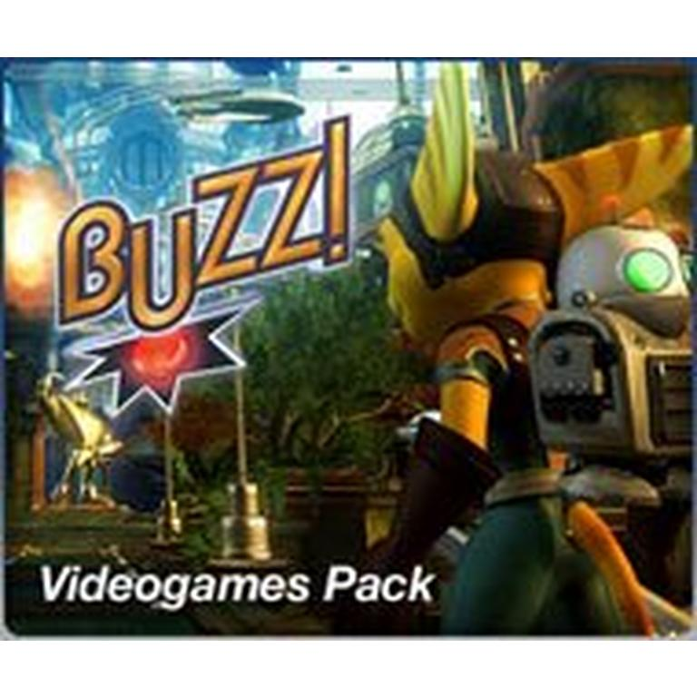 BUZZ! Quiz World PSP Videogames Pack