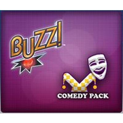BUZZ! Quiz World PSP Comedy Movies Pack