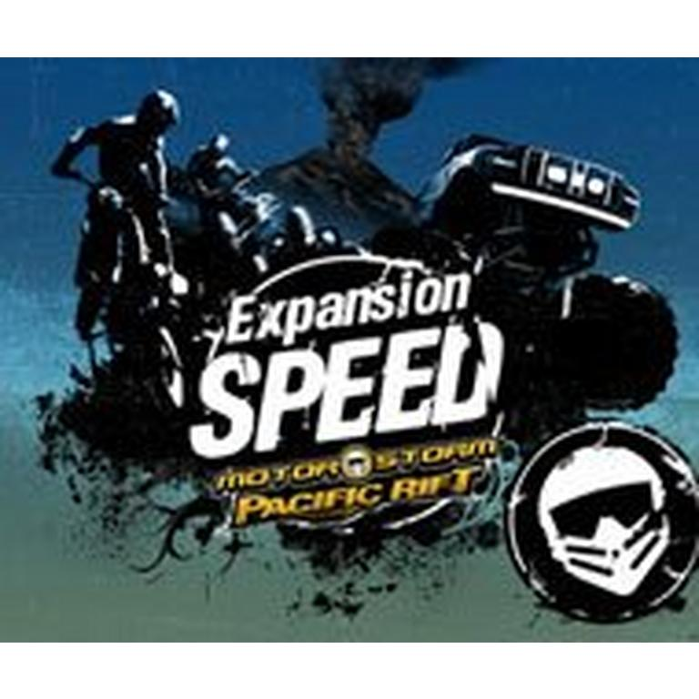 MotorStorm Pacific Rift Speed Expansion
