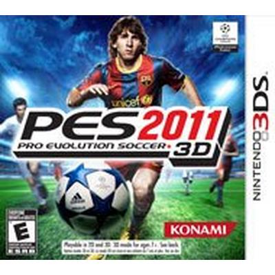 Pro Evolution Soccer 2011 - 3DS