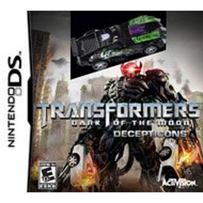 Transformers: Dark of the Moon Decepticon