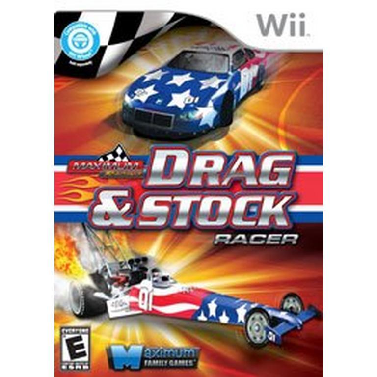Maximum Racing: Drag and Stock Racer