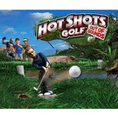 Hot Shots Golf Playable Sackboy