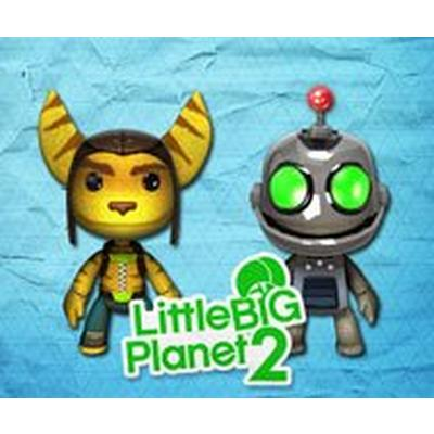 LittleBigPlanet 2: Ratchet & Clank costumes