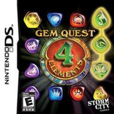 Gem Quest: 4 Elements
