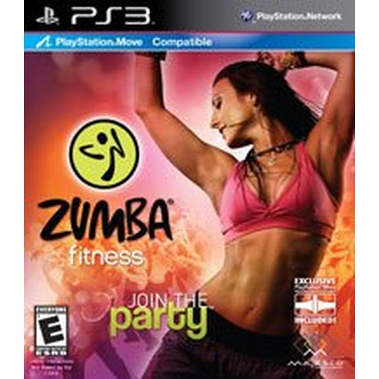 Zumba Fitness: Join the Party - Game Only