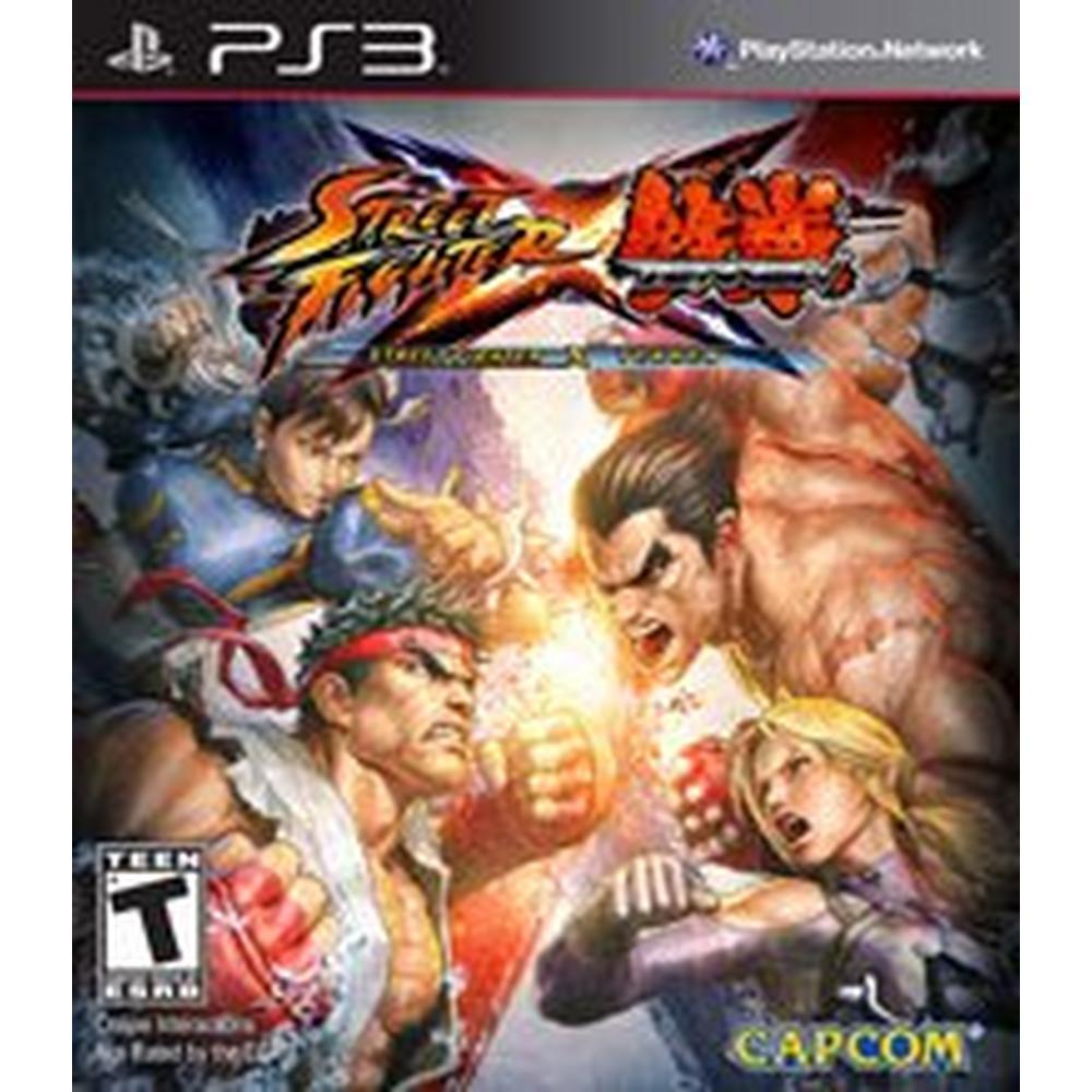 Street Fighter x Tekken   PlayStation 3   GameStop