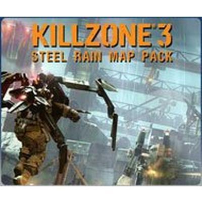 Killzone 3 Steel Rain Map Pack