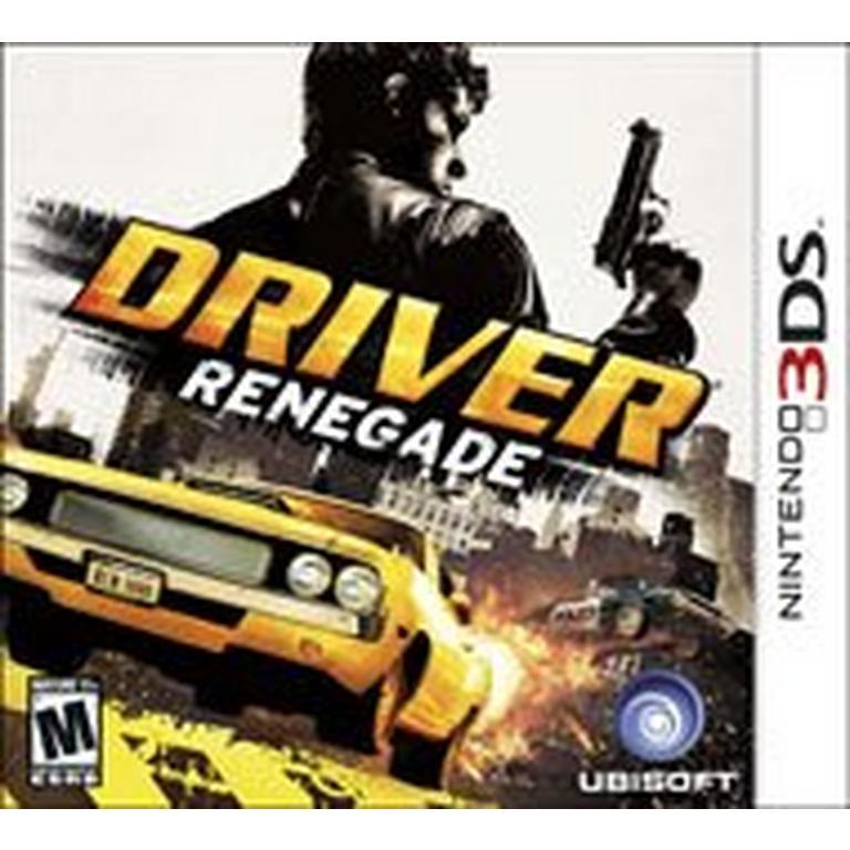 Driver: Renegade