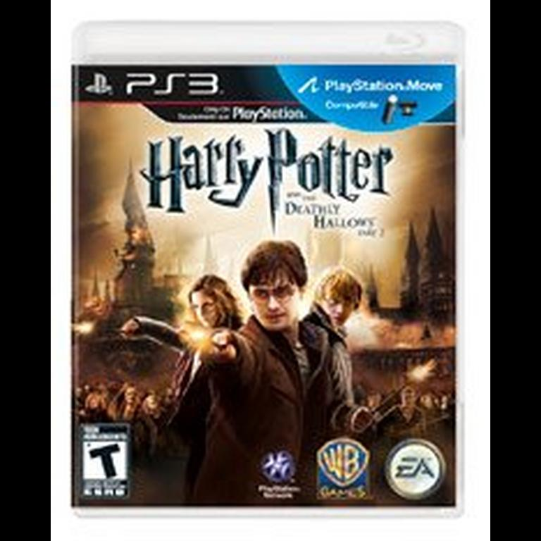 Harry Potter And The Deathly Hallows Part 2 Playstation 3 Gamestop