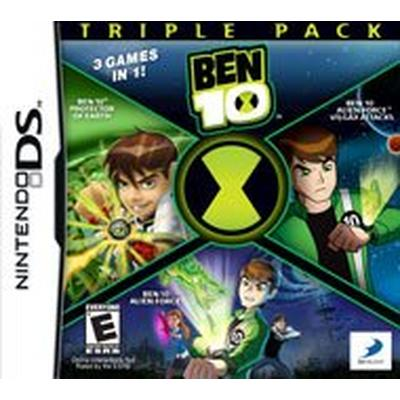 Ben 10 Triple Pack