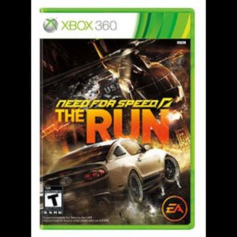 Need For Speed The Run Xbox 360 Gamestop
