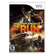Need For Speed The Run Nintendo Wii Gamestop