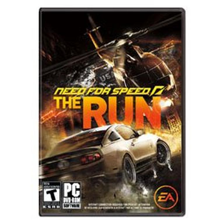 Electronic Arts Digital Need for Speed: The Run PC Download Now At GameStop.com!