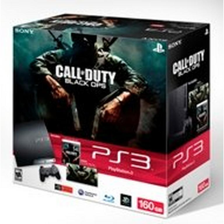 Playstation 3 Call Of Duty Black Ops Bundle Playstation 3