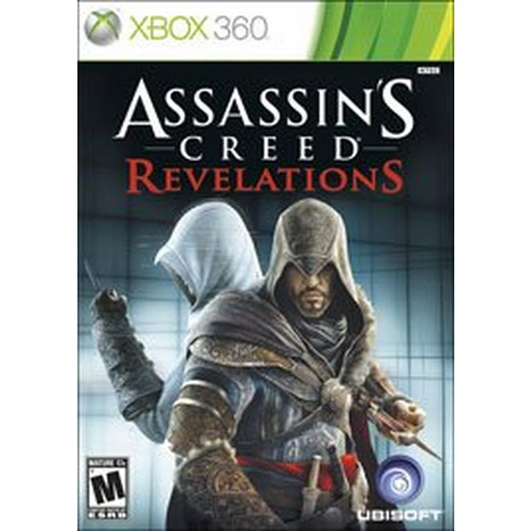 Assassin S Creed Revelations Xbox 360 Gamestop