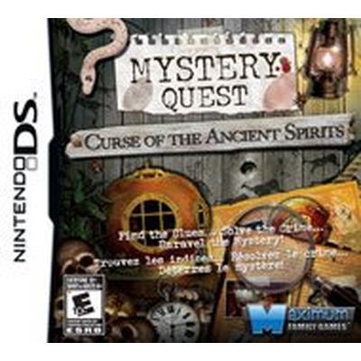 Mystery Stories Curse Ancient Spirit