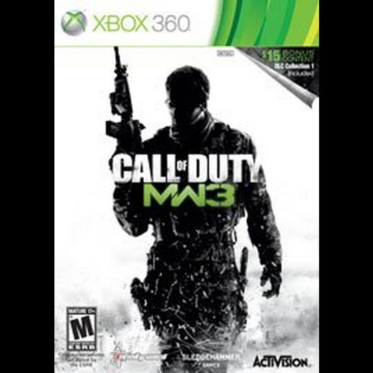 Call Of Duty Modern Warfare 3 Xbox 360 Gamestop