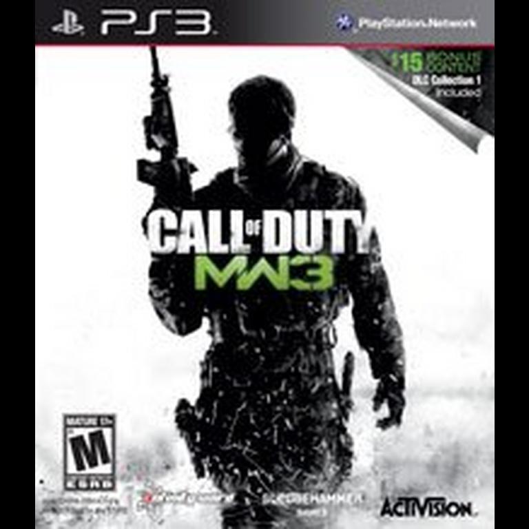 Call Of Duty Modern Warfare 3 Playstation 3 Gamestop
